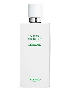 HERM&#200;S - Un Jardin Sur le Toit Perfumed Body Lotion/6.5 oz.