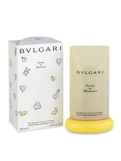 BVLGARI - Gentle Bath & Shampoo Gel/6.8 oz.