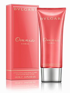 BVLGARI - Omnia Coral Scintillating Body Lotion/3.4 oz.
