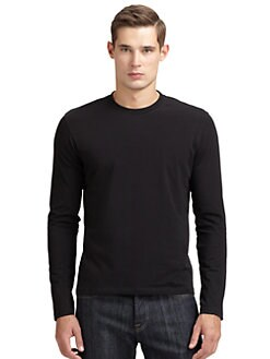 Saks Fifth Avenue Men's Collection - Jersey Crewneck Tee