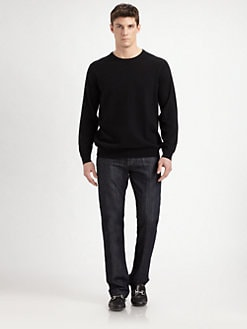 Saks Fifth Avenue Men's Collection - Cashmere Crewneck Sweater