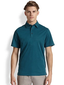 Saks Fifth Avenue Men's Collection - Jersey Polo Shirt