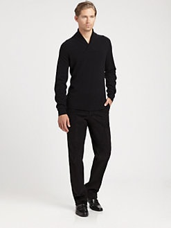 Saks Fifth Avenue Men's Collection - Shawl Collar Sweater