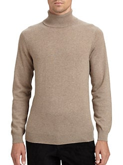 Saks Fifth Avenue Men's Collection - Cashmere Turtleneck