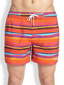 2XIST - Awning Stripe Ibiza Trunks