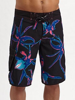 Diesel - Deck Long Boardshorts