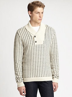 Original Penguin - Shawl Collar Sweater