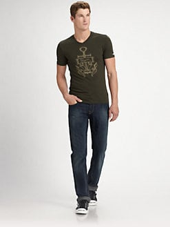 Original Penguin - Anchor Tattoo T-Shirt