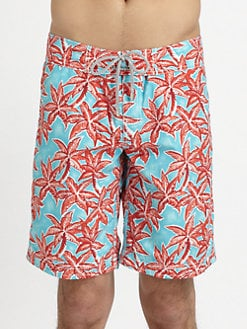 Vilebrequin - Ocean Print Swim Trunks