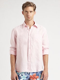 Vilebrequin - Linen Sportshirt