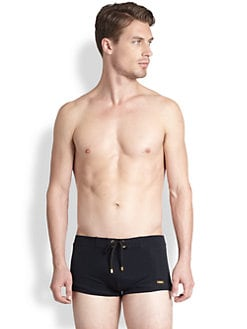 2XIST - Gold Cabo Swim Trunks
