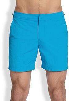 Orlebar Brown - Bulldog Solid Swim Trunks