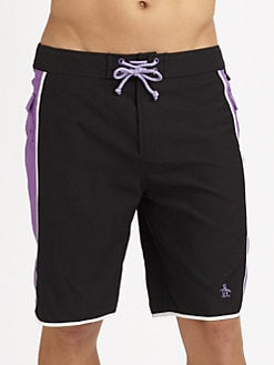 Penguin - Pieced Board Shorts