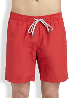 Onia - Charles Solid Swim Trunks