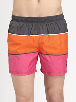 Hugo Boss - Butterfly Fish Swim Trunks