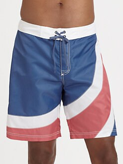 Vineyard Vines - Flag Wave Board Shorts