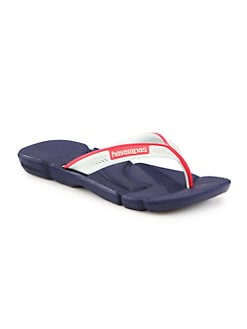 Havaianas - Power Three-Tone Flip Flops