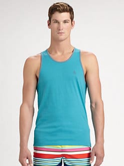Original Penguin - Earl Cotton Tank