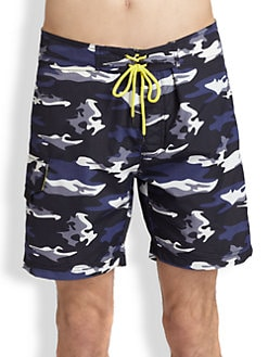 Victorinox Swiss Army - Camo Board Shorts