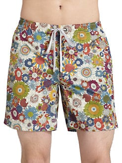 Onia - Liberty Art  Swim Trunks