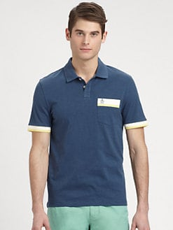 Original Penguin - Slub Cotton Polo