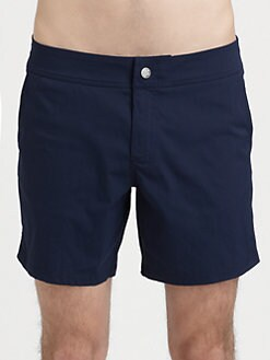 Vilebrequin - Solid Stretch Swim Trunks