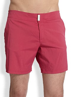 Vilebrequin - Merise Solid Swim Trunks