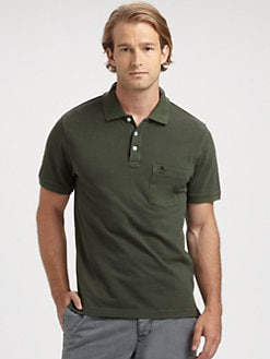 Original Penguin - Garment-Dyed Cotton Pique Polo