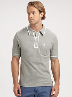 Original Penguin - The Earl Cotton Polo Tee