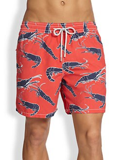 Vilebrequin - Moorea Crayfish Swim Trunks