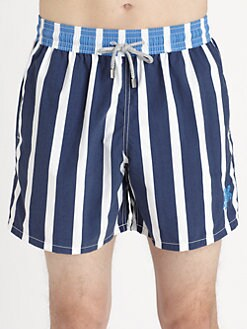 Vilebrequin - Striped Swim Trunks