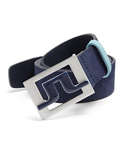 J. Lindeberg Golf - Leather Belt