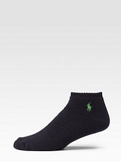Polo Ralph Lauren - Cushioned Ankle Socks