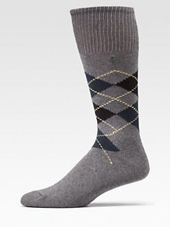 Polo Ralph Lauren - Argyle Socks