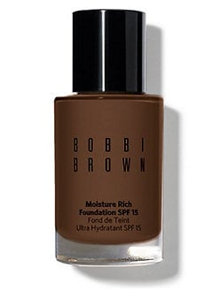 Bobbi Brown - Moisture Rich Foundation Broad Spectrum SPF 15