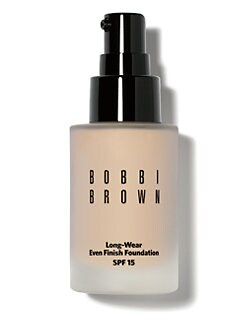 Bobbi Brown - Long-Wear Even Finish Foundation SPF 15/1 oz.