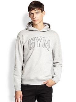 A.P.C. - Gym Hooded Sweatshirt