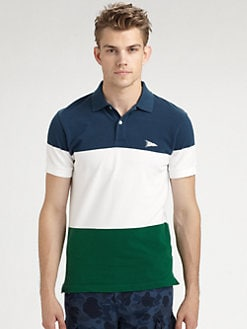 Gant by Michael Bastian - Colorblock Polo