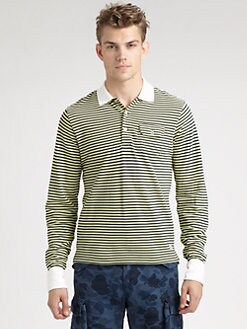 Gant by Michael Bastian - Elbow Patch Polo