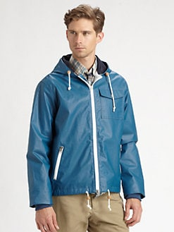 Gant by Michael Bastian - Rubber Windbreaker
