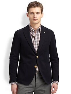 Gant Rugger - Two-Button Drill Blazer