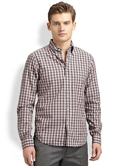 Gant Rugger - Dreamy Oxford Foxhunt Sportshirt