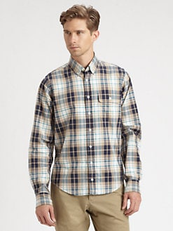 Gant by Michael Bastian - Checked Sportshirt