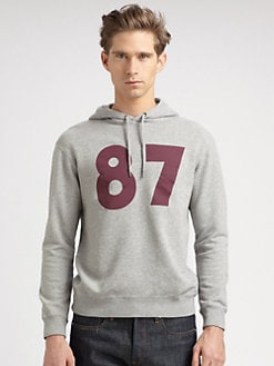 A.P.C. - Anniversary Hoodie