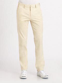 Gant Rugger - Flat-Front Cuffed Chinos