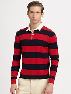 Gant Rugger - Rugby Striped Sweater