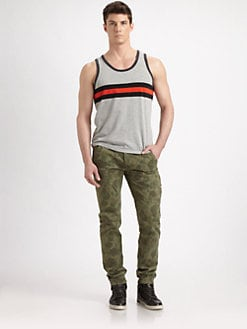Gant by Michael Bastian - Chest Stripe Tank Top