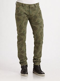 Gant by Michael Bastian - Camo Explorer Jeans