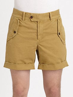Gant by Michael Bastian - Military Roll Shorts