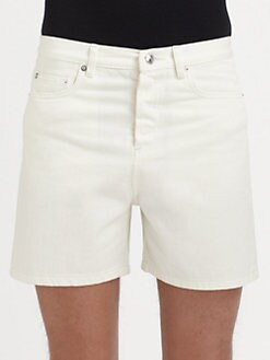 A.P.C. - Five-Pocket Bermuda Shorts